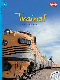Trains!, Betty Pfeiffer