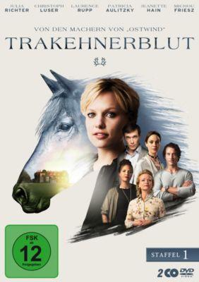 Trakehnerblut - Staffel 1, Julia Richter, Christoph Luser, Laurence Rupp