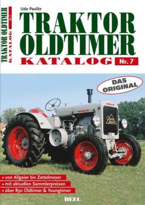 Traktor Oldtimer Katalog - Udo Paulitz  