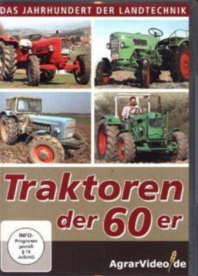 Traktoren der 60er, 1 DVD
