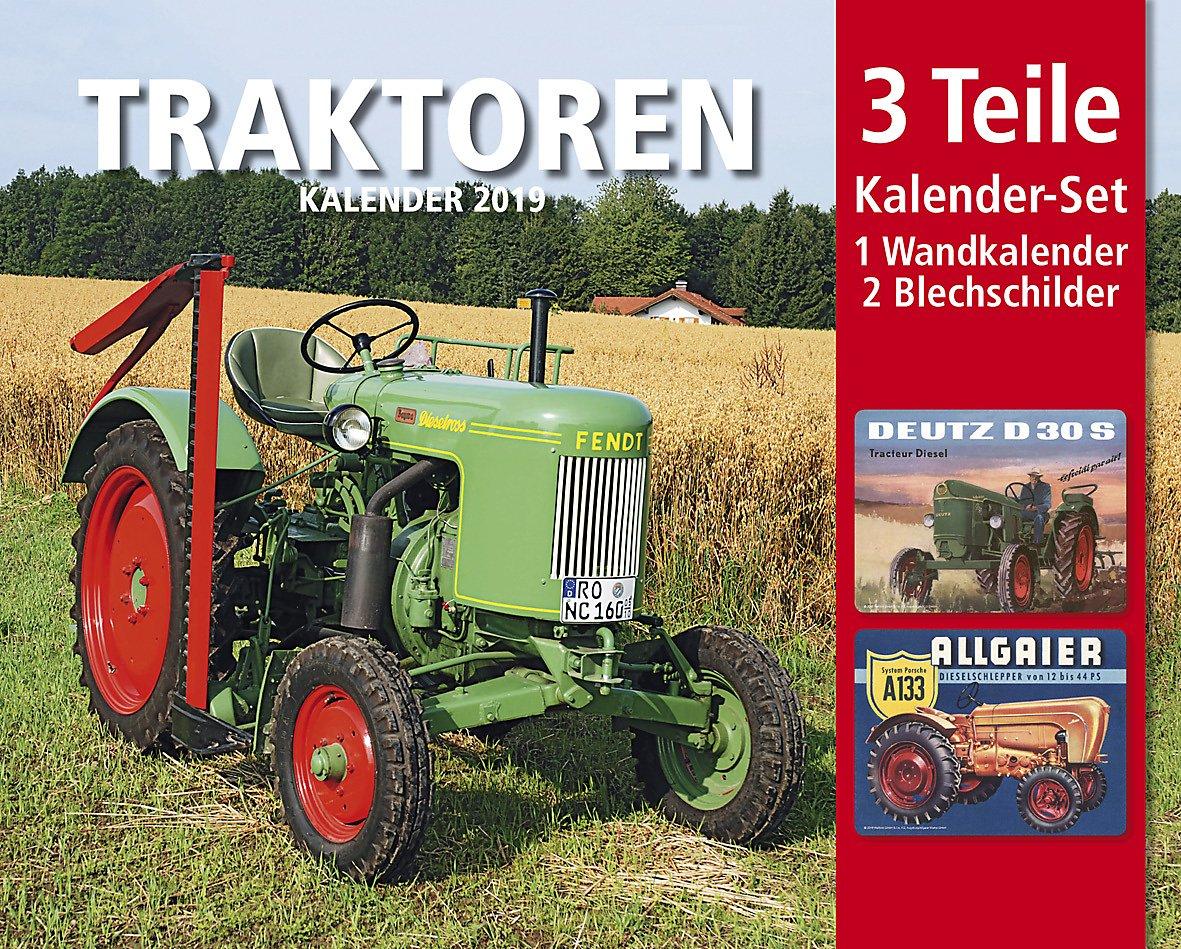 traktoren kalender 2019 ek shop traktoren 2019 online. Black Bedroom Furniture Sets. Home Design Ideas