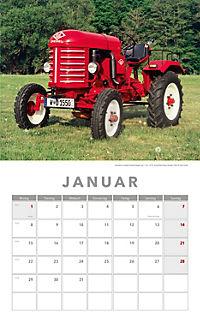 Traktoren Kalender 2018 + 2 Blechschilder - Produktdetailbild 1