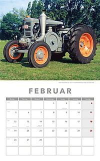 Traktoren Kalender 2018 + 2 Blechschilder - Produktdetailbild 2