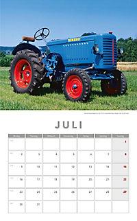 Traktoren Kalender 2018 + 2 Blechschilder - Produktdetailbild 5