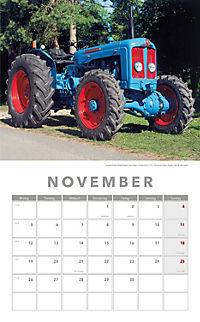 Traktoren Kalender 2018 + 2 Blechschilder - Produktdetailbild 7