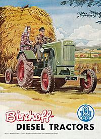 Traktoren Kalender 2018 + 2 Blechschilder - Produktdetailbild 12