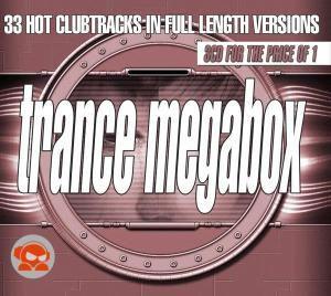 Trance Megabox, Diverse Interpreten