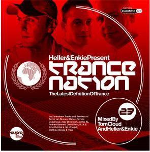 Trance Nation 23, Diverse Interpreten