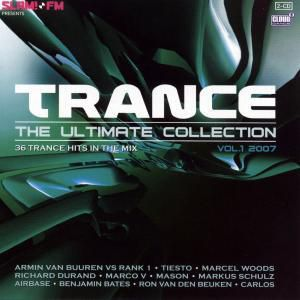 Trance: T.U.C.2007 Vol. 1, Diverse Interpreten