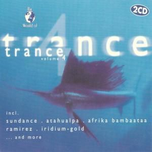 Trance Vol.4, Diverse Interpreten