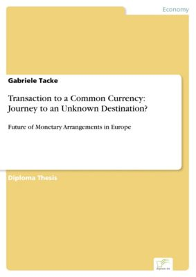 Transaction to a Common Currency: Journey to an Unknown Destination?, Gabriele Tacke