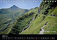 TransAlp - zu Fuß über die Alpen von München nach Venedig (Tischkalender 2019 DIN A5 quer) - Produktdetailbild 4