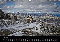 TransAlp - zu Fuss über die Alpen von München nach Venedig (Wandkalender 2019 DIN A3 quer) - Produktdetailbild 6