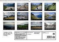 TransAlp - zu Fuss über die Alpen von München nach Venedig (Wandkalender 2019 DIN A3 quer) - Produktdetailbild 13