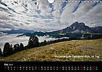 TransAlp - zu Fuss über die Alpen von München nach Venedig (Wandkalender 2019 DIN A4 quer) - Produktdetailbild 5