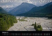 TransAlp - zu Fuß über die Alpen von München nach Venedig (Tischkalender 2019 DIN A5 quer) - Produktdetailbild 1