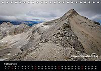TransAlp - zu Fuß über die Alpen von München nach Venedig (Tischkalender 2019 DIN A5 quer) - Produktdetailbild 2