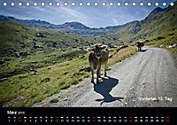TransAlp - zu Fuß über die Alpen von München nach Venedig (Tischkalender 2019 DIN A5 quer) - Produktdetailbild 3