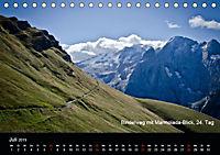 TransAlp - zu Fuss über die Alpen von München nach Venedig (Tischkalender 2019 DIN A5 quer) - Produktdetailbild 7