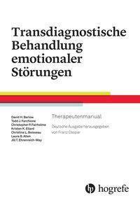 Transdiagnostische Behandlung emotionaler Störungen, Therapeutenmanual