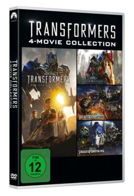 Transformers 1-4, Shia LaBeouf,Megan Fox,John Turturro Josh Duhamel