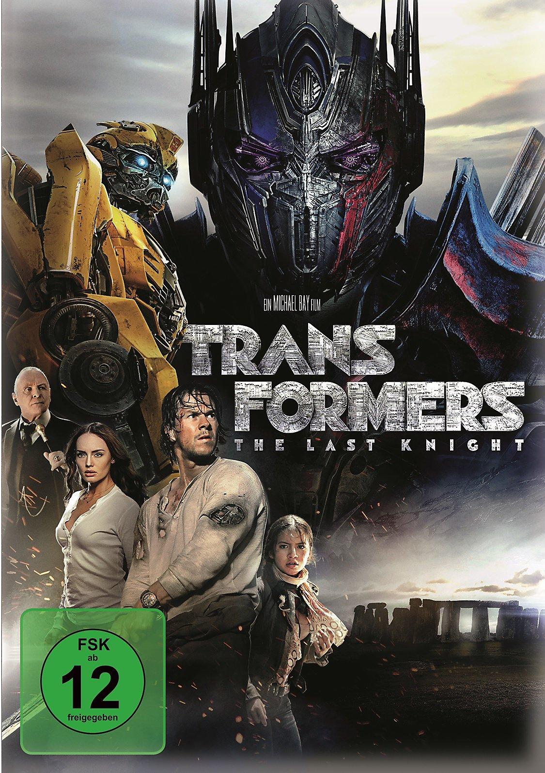 Transformers 5 The Last Knight Dvd Bei Weltbildde Bestellen