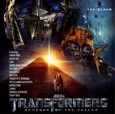 Transformers - Revenge Of The Fallen, Ost, Steve (composer) Jablonsky