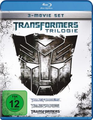 Transformers Trilogie, Megan Fox,Tyrese Gibson Josh Duhamel