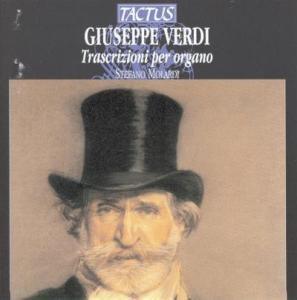 Transkriptionen Für Orgel, Stefano Molardi