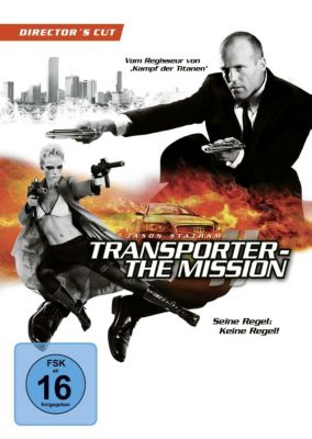 Transporter 2 - The Mission Extended Director's Cut, Luc Besson, Robert Mark Kamen