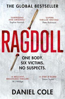 TRAPEZE: Ragdoll, Daniel Cole
