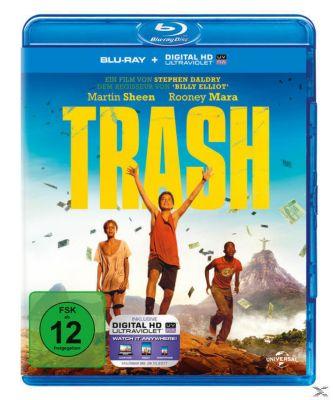 Trash, Wagner Moura,Selton Mello Rooney Mara