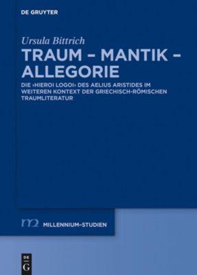 Traum - Mantik - Allegorie, Ursula Bittrich