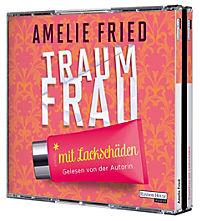 Traumfrau mit Lackschäden, 4 Audio-CDs - Produktdetailbild 1