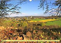 Traumhafte Eifel - In der Nordeifel unterwegs (Wandkalender 2019 DIN A3 quer) - Produktdetailbild 3