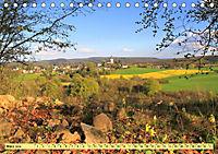 Traumhafte Eifel - In der Nordeifel unterwegs (Tischkalender 2019 DIN A5 quer) - Produktdetailbild 3