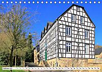 Traumhafte Eifel - In der Nordeifel unterwegs (Tischkalender 2019 DIN A5 quer) - Produktdetailbild 2