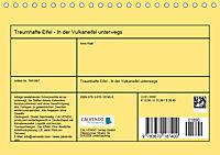 Traumhafte Eifel - In der Vulkaneifel unterwegs (Tischkalender 2019 DIN A5 quer) - Produktdetailbild 13