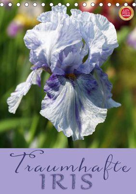 Traumhafte Iris (Tischkalender 2019 DIN A5 hoch), Martina Cross