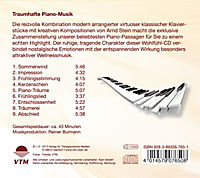 Traumhafte Piano-Musik - Produktdetailbild 1
