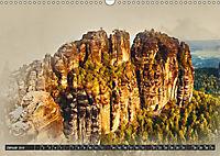 Traumhafte Sächsische Schweiz (Wandkalender 2019 DIN A3 quer) - Produktdetailbild 1