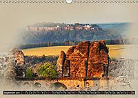 Traumhafte Sächsische Schweiz (Wandkalender 2019 DIN A3 quer) - Produktdetailbild 9