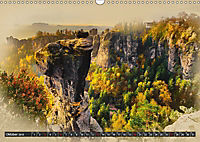 Traumhafte Sächsische Schweiz (Wandkalender 2019 DIN A3 quer) - Produktdetailbild 10