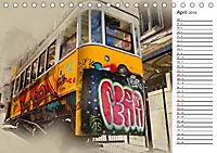 Traumhaftes Lissabon (Tischkalender 2019 DIN A5 quer) - Produktdetailbild 4
