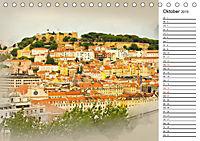 Traumhaftes Lissabon (Tischkalender 2019 DIN A5 quer) - Produktdetailbild 10