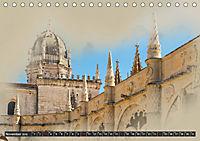 Traumhaftes Lissabon (Tischkalender 2019 DIN A5 quer) - Produktdetailbild 11