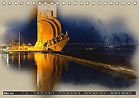 Traumhaftes Lissabon (Tischkalender 2019 DIN A5 quer) - Produktdetailbild 3