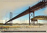 Traumhaftes Lissabon (Tischkalender 2019 DIN A5 quer) - Produktdetailbild 6