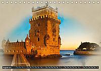 Traumhaftes Lissabon (Tischkalender 2019 DIN A5 quer) - Produktdetailbild 8
