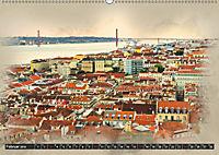 Traumhaftes Lissabon (Wandkalender 2019 DIN A2 quer) - Produktdetailbild 2